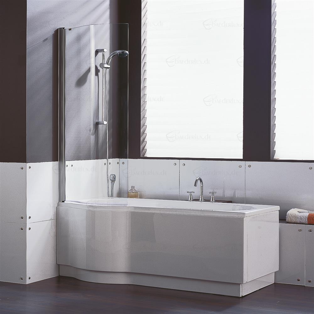 Combin bain douche saniku nassau le combin baignoire for Baignoire douche a porte